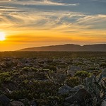 Steve Hilton - Mount Wellington Sunset