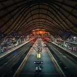 Trace O'Rourke - Southern Cross Station