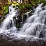 Jenny Sui - Carmichael Waterfalls