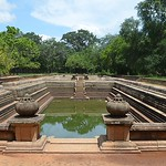 Nihal Banayake - Ancient Swimming Pool