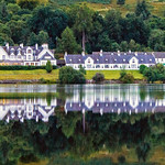 Ron Weatherhead - Loch Awe Reflection
