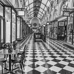 Michelle Golden - Royal Arcade Melbourne