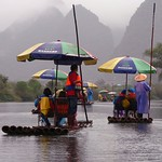 Lisa Li - A rainy day in YangShuo-Yulong River
