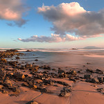 John Mallett - Afternoon Lighthouse Beach