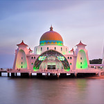 Rosie Hughes - MALACCA MOSQUE