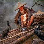 Vicki Moritz - Fisherman flame