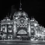 Trace O'Rourke - Flinders St Station