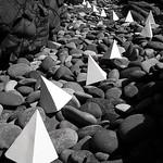 Samantha Pearsall - Ballina beach