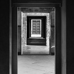 Jill Shaw - The closed door Agra Red Fort