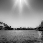 Richard Wilkinson - Sydney Harbour Sunrays