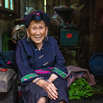 Marie Shaw - YAO ELDER HAPPY IN HER HOME