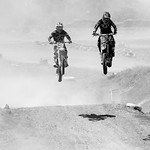 George Skarbek - Flying high