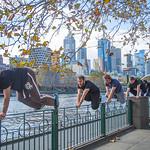 Helen Warnod - Australian crawl