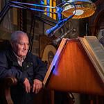 Ray Stabey - Reader in Greek Church Lygon Street