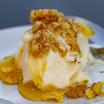 Jill Shaw - Cretan walnut honey and yogurt dessert-