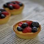 Jenny Sui - Yummy Berry Tart