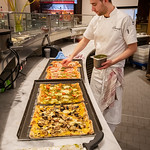 Ray Stabey - Pizza Making at Brunettis