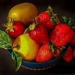 Vira Vujovich - Bowl of Fruit