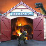Ross Eddington - Fire Station