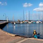 Ken Barnett - Going for a paddle
