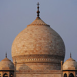 Donna Clarke - Atop the Taj