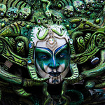 Daren Fawkes - Snake woman