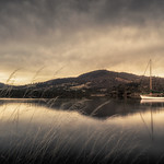 Trace O'Rourke - Boat on the Huon