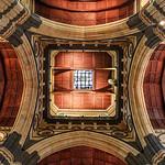 George Skarbek - St Paul's ceiling