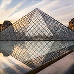 Rosie Hughes - The Louvre