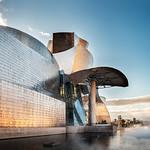 Ray Stabey - Guggenheim Museum Bilbao