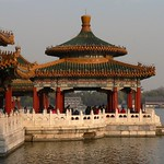 Lisa Li - Chinese Emperor's Winter Palace In Beijing