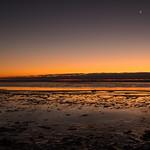 John Fairlie - Jupiter over Lake Tyrell
