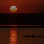 Richard Pilcher - Irrawaddy Sunset