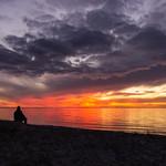 Elaine Whitton - Rye sunset
