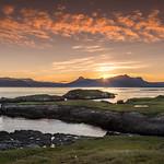 Mike Pollard - Nordic sunset