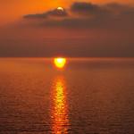 Donna Clarke - Sunrise reflection