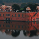 Donna Clarke - Winter Palace in Jaipur