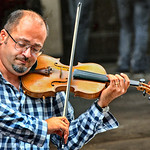 Ivan Tnay - The street violionist