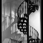 Jill Shaw - Stairs in old state library