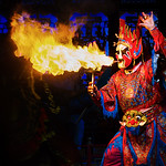Ray Stabey - Fire Breather Chengdu China