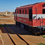 Alan Scott - Commonwealth Railways