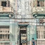 Vicki Moritz - Blue house Havana