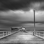 Ray Stabey - Queenscliff Jetty