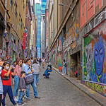 Albert Hutchison - Hosier-Lane