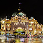 Ross Eddington - Flinders Street Station