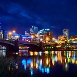 Steve Hilton - Melbourne by night