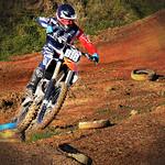 Ken Barnett - Motor Cross