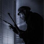 George Skarbek - Who's there