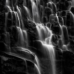 Trace O'Rourke - Hopkins Falls Monochromatic