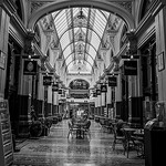 Nihal Basnayake - Deserted Hallway